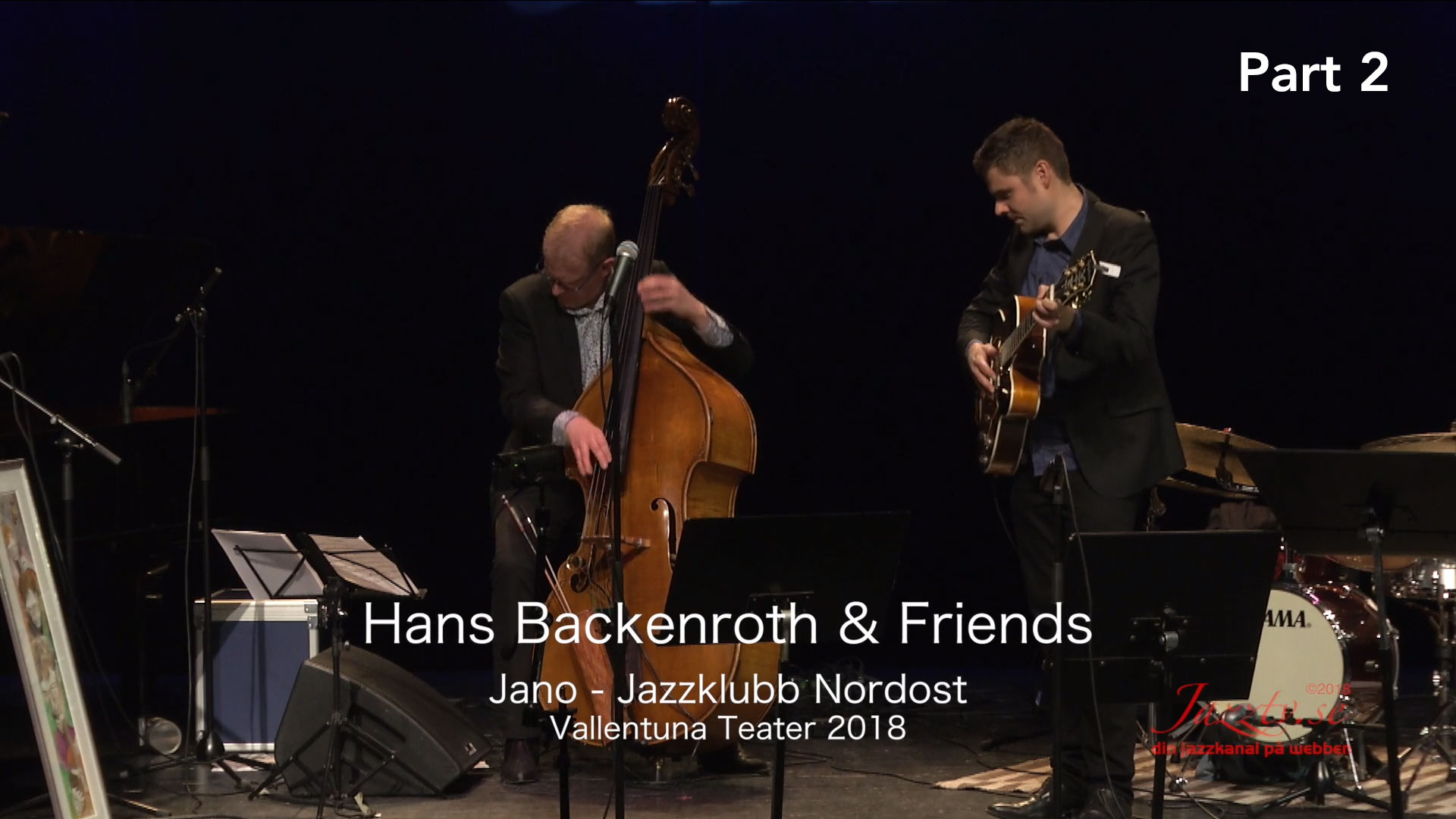 Hans Backenroth & Friends