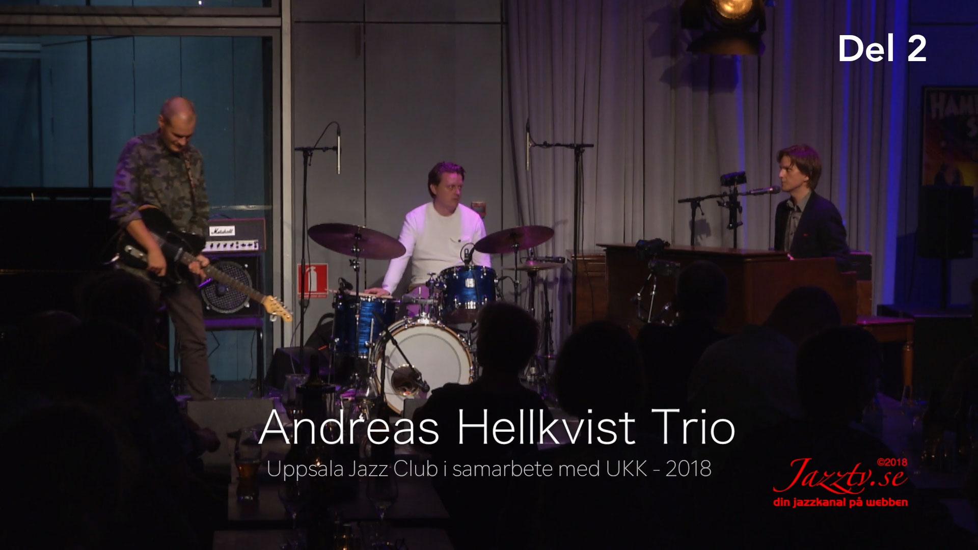 Andreas Hellkvist Trio